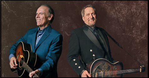 John Hiatt and Jerry Douglas