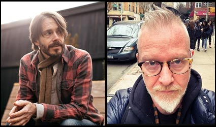 Glen Phillips and Chris Barron